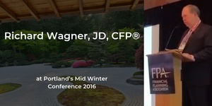 Richard Wagner at Portland Mid Winter Conference