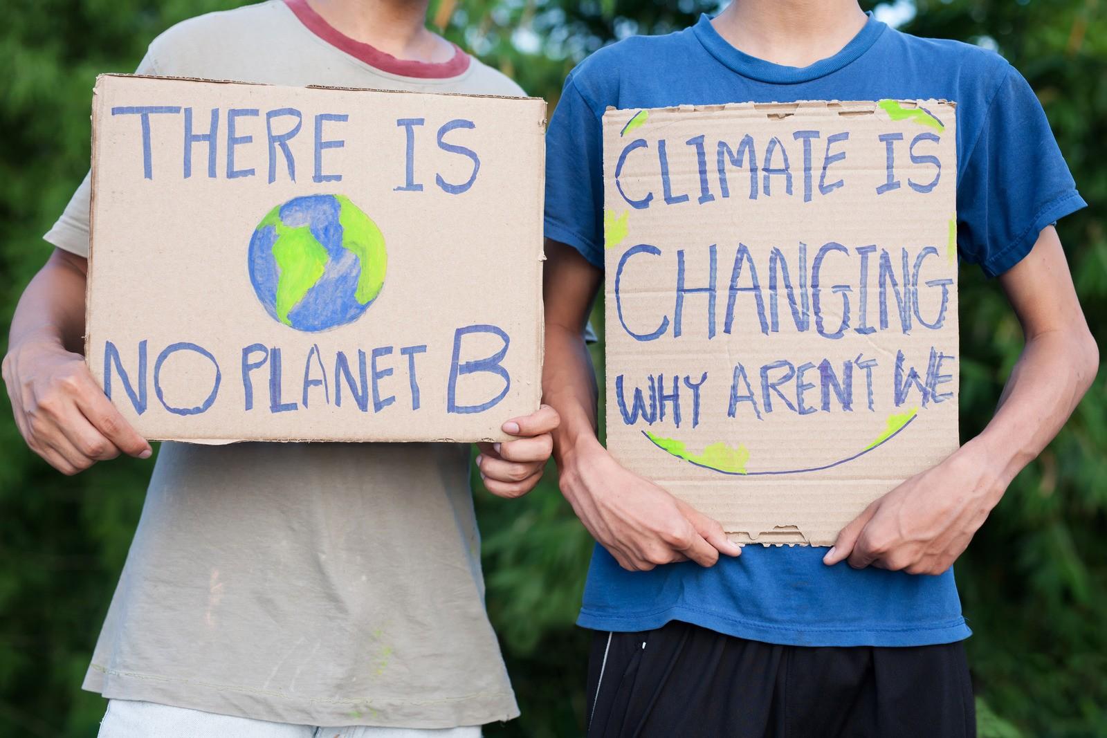 Vodra Cast 2 climate change